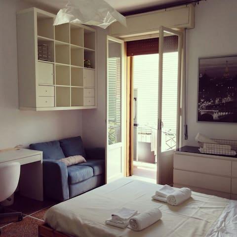 Riba's Flat-Appartamento (Mazzini) - Bologna - Apartment