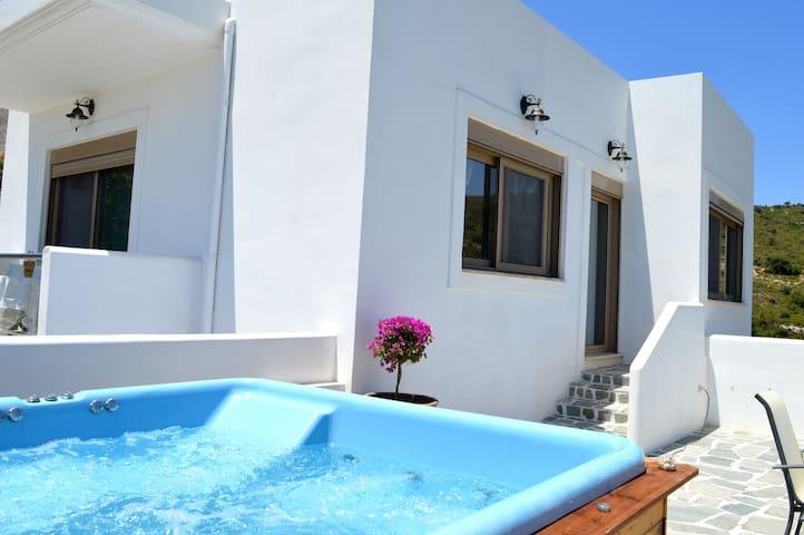 VILLA BIANCA PSINTHOS VILAGE RHODES - Ψινθος - Rumah