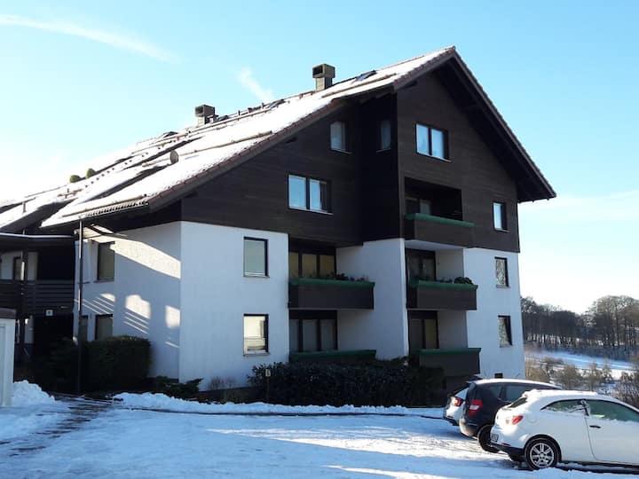 comfortable apartment in Bad Lauterberg
