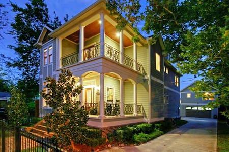 Cute Heights Apt - Walk Everywhere! - Houston - Apartment