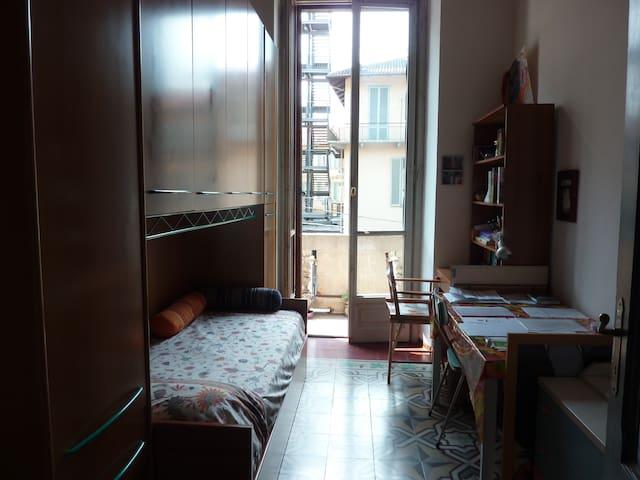 Camera singola - zona centrale - Turín - Byt