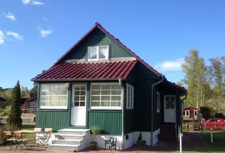 Grünes Ferienhaus - Altwarp