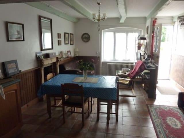 Maison au bord de l'Aulne - Port-Launay - Dům
