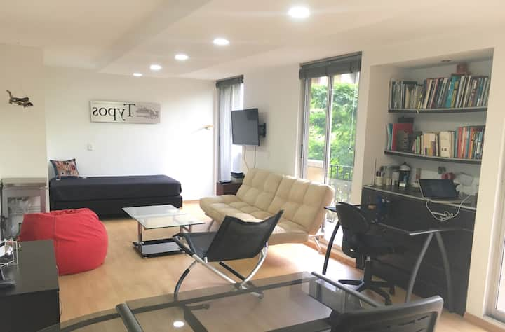 Well located and confortable apartment