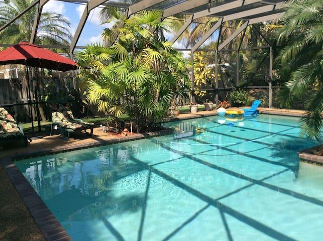 Palmetto Bay Paradise - M