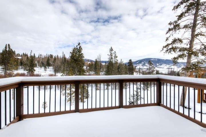 Enjoy Great Views, Private Hot Tub - Silverthorne - Rumah