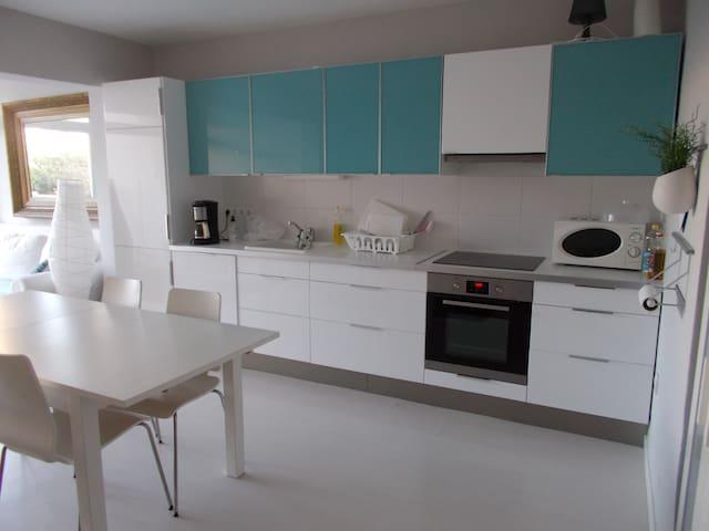 Scandinavian style apartment in Fuengirola - Fuengirola - Byt