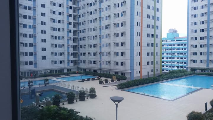 Hotel like apartment in Quezon City