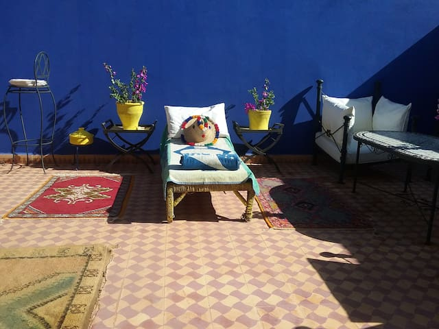 Berbere house - Marrakesh - Huis