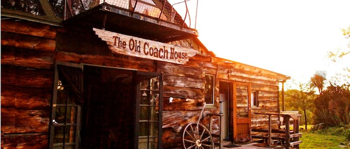 The Old Coach House. Rustic & rural