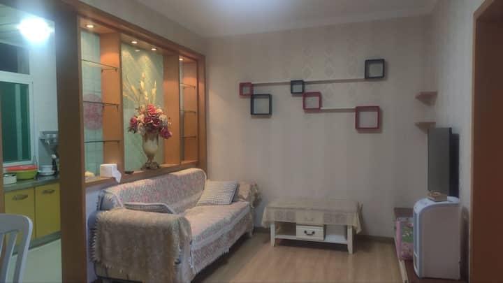 近合肥火车站2室1厅舒服家