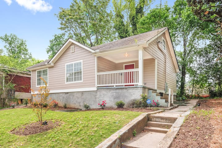 AFFORDABLE house in Vine City with NO cleaning FEE
