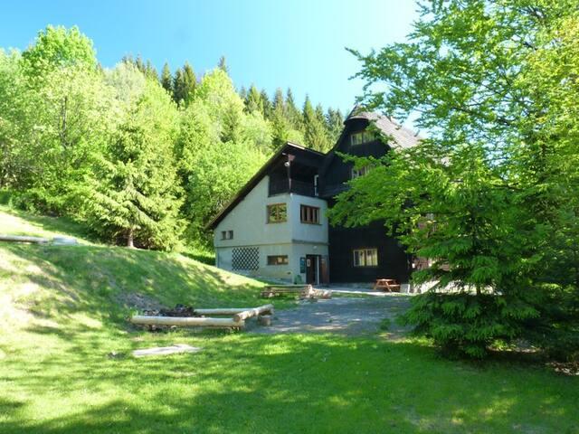 Apartmán v přírodě v srdci Beskyd - Dolní Bečva - Lägenhet