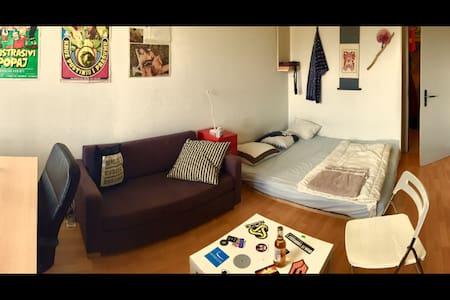 EPFL - Chambre Double à sous louer - Ecublens - Διαμέρισμα