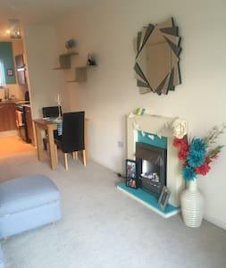Light, airy and modern apartment - Bristol - Huoneisto