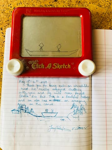 Etch A Sketch, Games, Puzzles and more at the Treehouse