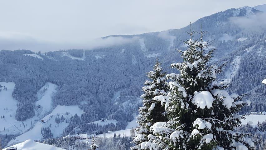 Mühlbach am Hochkönig ski Amade