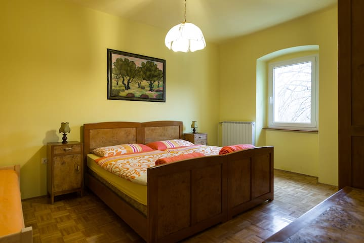 Cosy apartment in Osp - Osp - Flat