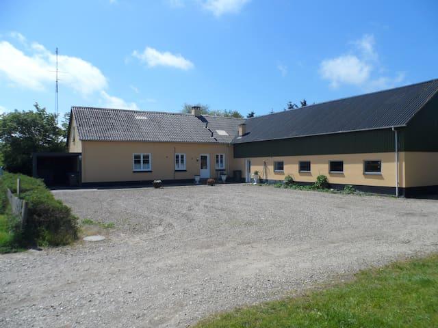 Lejlighed på bondegård, Rømø - Rømø - Appartement
