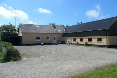 Lejlighed på bondegård, Rømø - Rømø