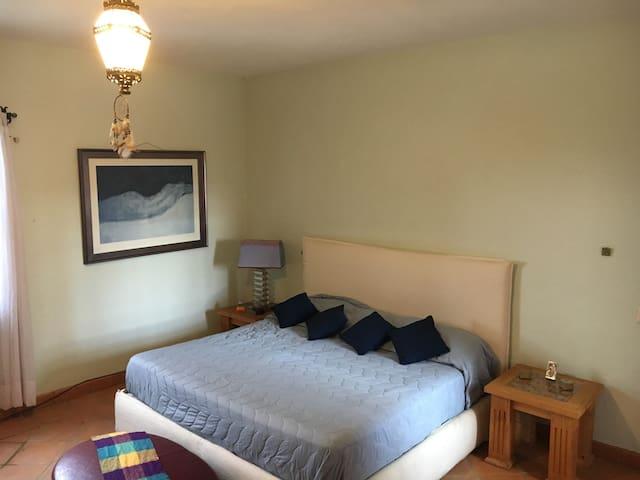 Master bedroom Casa Esperanza - San Miguel de Allende - Rumah