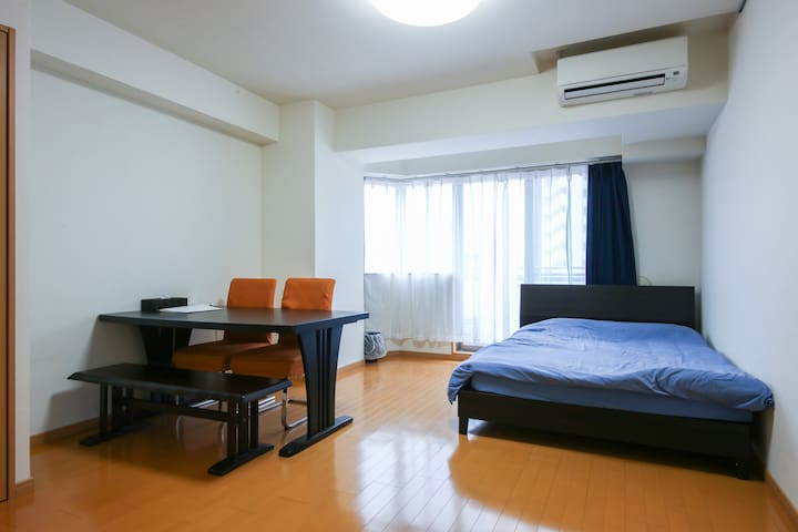 SALE! JR Asakusabashi 9min walks! free wifi - 台東区 - Apartment