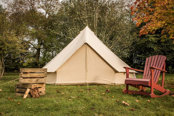 Yippee Tents Standard Glamping @ Sea Sessions 2017 - 班多倫
