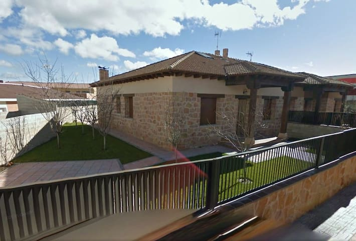 Casa rural con encanto - Nava de la Asunción - House