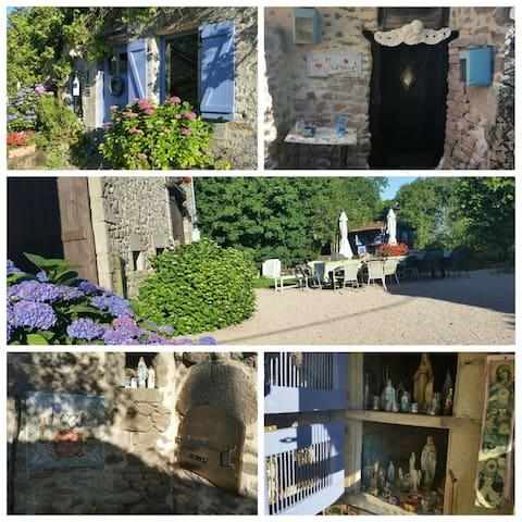 Toulx Saint Croix - Trois-Fonds - Chatka