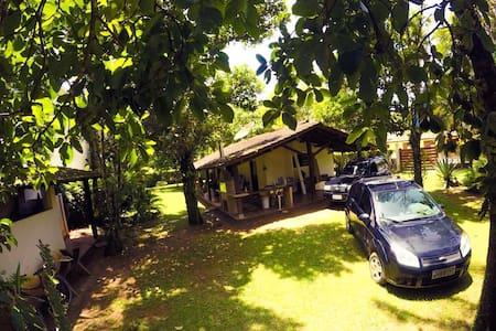 Casa terrea em linda praia=Pauba - ブラガンサ - 一軒家