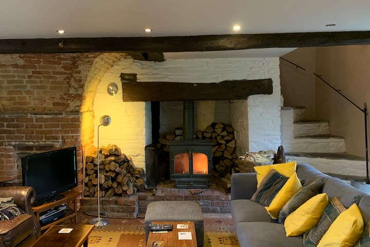 Little Annexe, 20 mins Hay-on-Wye and Builth Wells