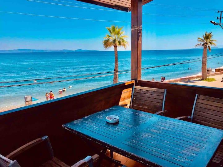 *Bodrum Plaji* best place at the beach
