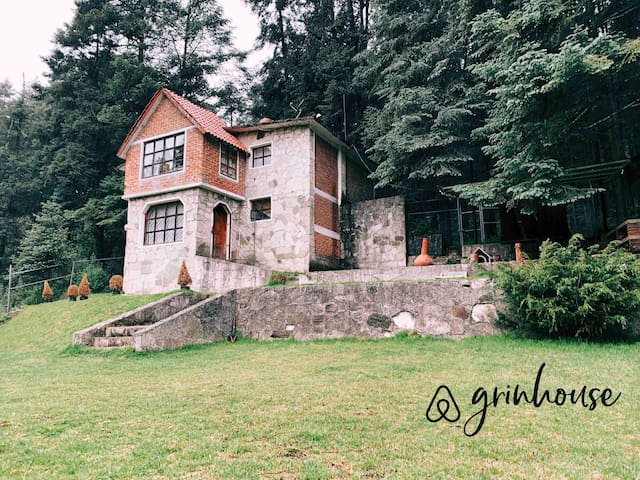 Hermosa cabaña cerca de Mineral del Chico