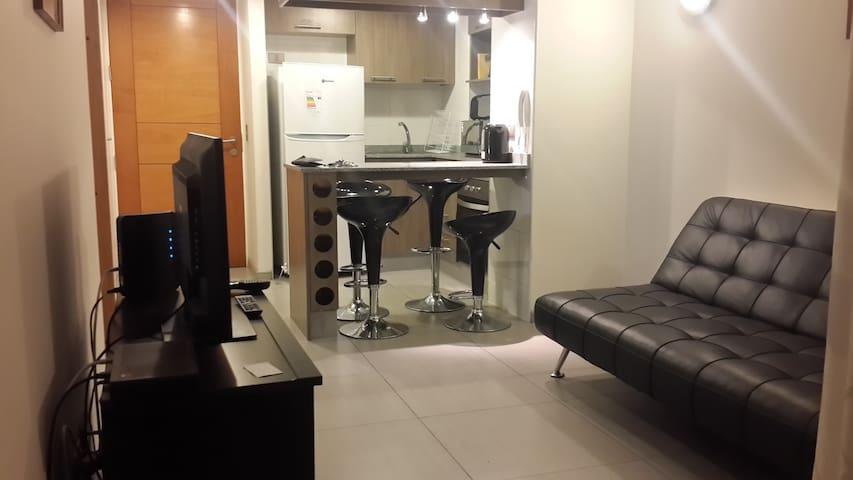 Departamento full equipado 1 dormitorio, nuevo. - Ικίκε - Συγκρότημα κατοικιών