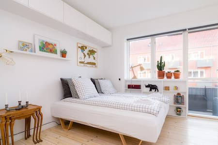 Bright apartment close to Copenhagen Beach - Kopenhagen