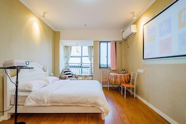 F入画 细节民宿 二等房 可以做饭 高档小区 一流物业 室内新而整洁