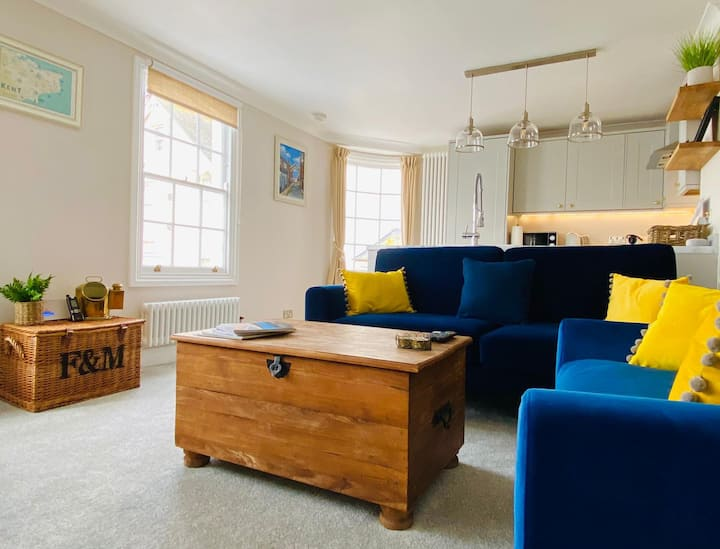 Nickleby Nook Broadstairs – Meters to the beach!