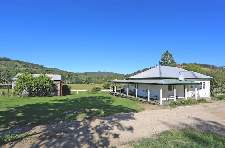 Byora Farm House, Wollombi, Hunter Valley