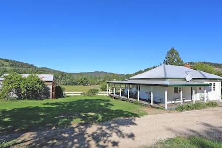 Byora Farm House, Wollombi, Hunter Valley - Wollombi - บ้าน