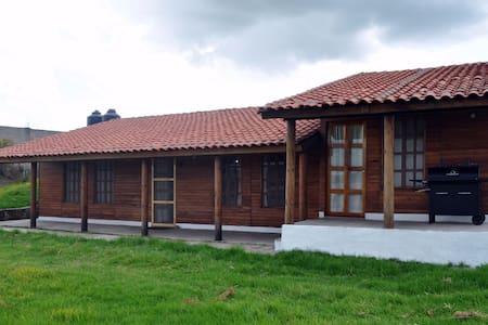 Cabaña de Santa María, Calpulalpan Tlaxcala.