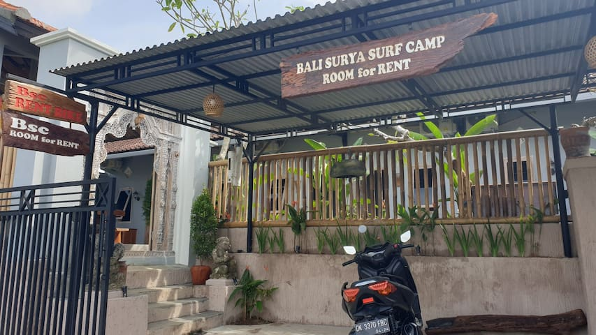 Bali surya surf camp