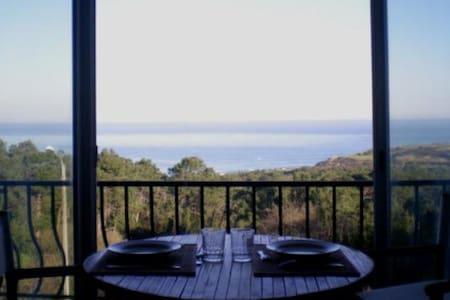 Studio Bidart vue mer plage à pied - Bidart - Apartment