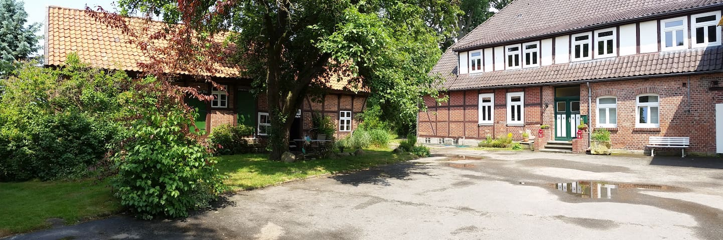 Old farmhouse with a lot of space - Wittingen - Casa
