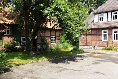 old farmhouse with a lot of space - Wittingen