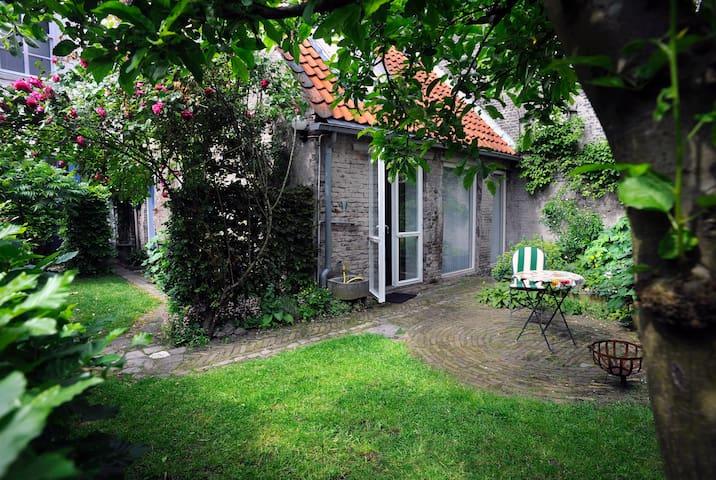 Groene oase in hartje Den Bosch