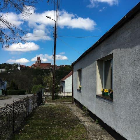 Dom nad Browiną
