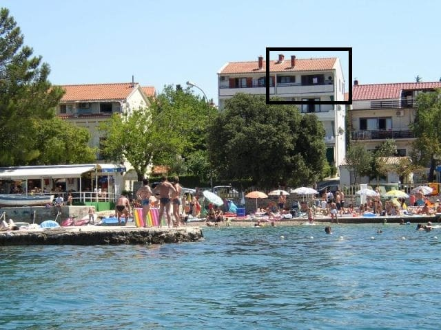 OUTDOOR - VIEW FROM THE BEACH