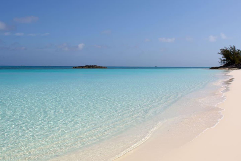 Paradise Island Beach (Courtesy of NPIPB)