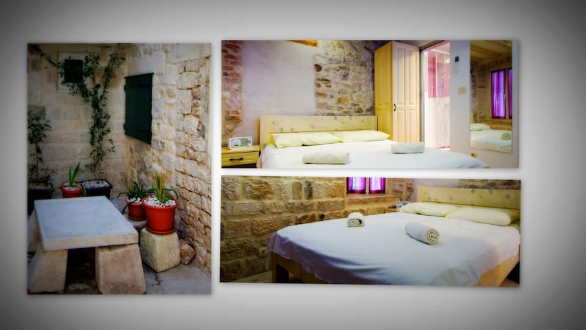 Double room for great vacation - Trogir - Huoneisto