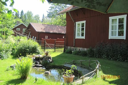 Ramhäll-an idyll in the countryside - Ramhäll